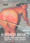 Video: Maximum Impact & Casting Couch Caning